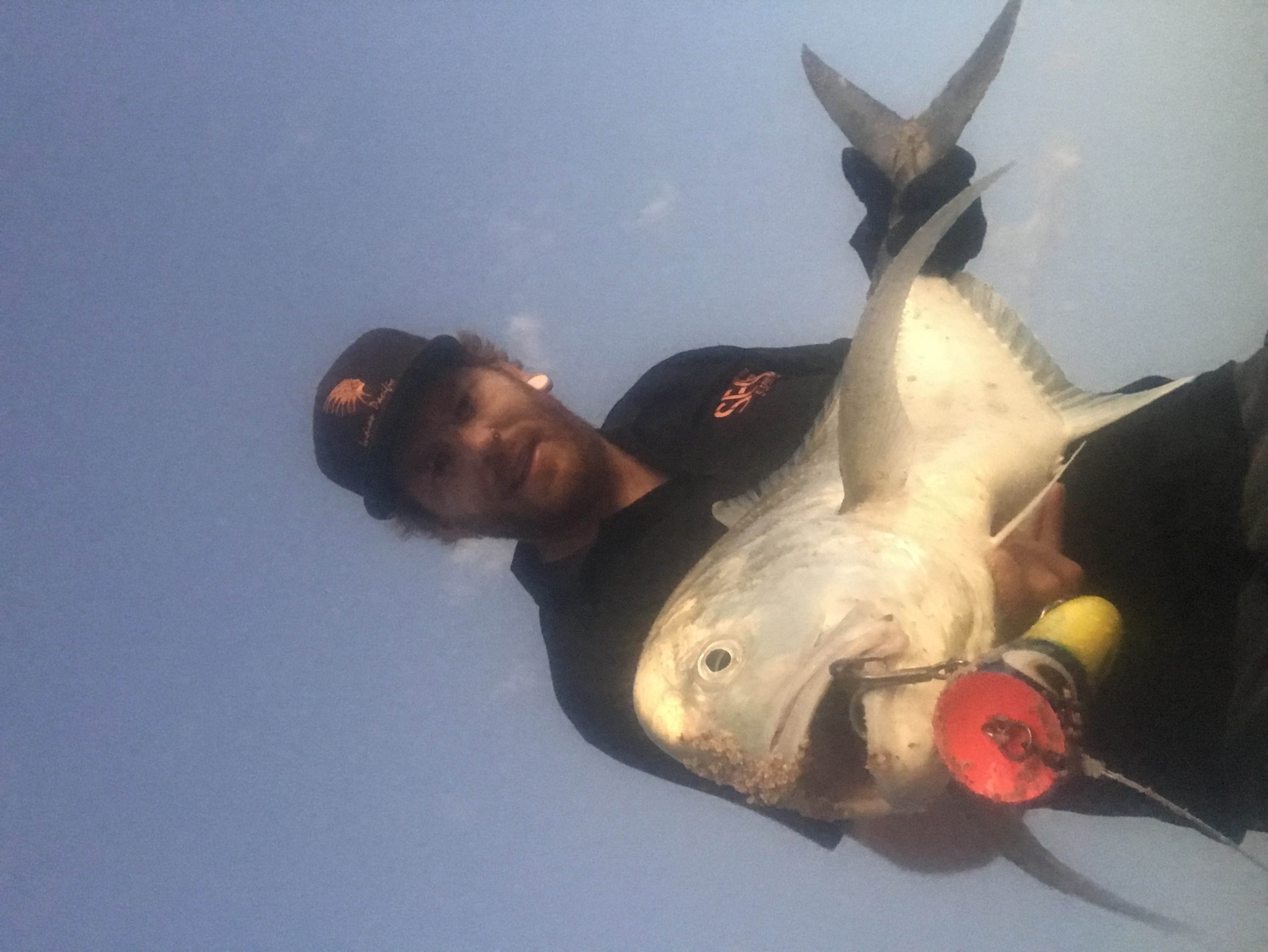 Exmouth shore based GT success | Fishing - Fishwrecked com