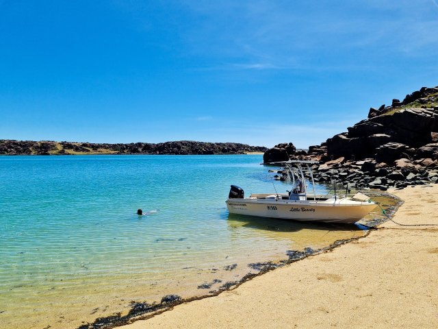 Magic out on the Burrup