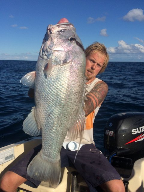 Ocean Shot of the 20.05kg