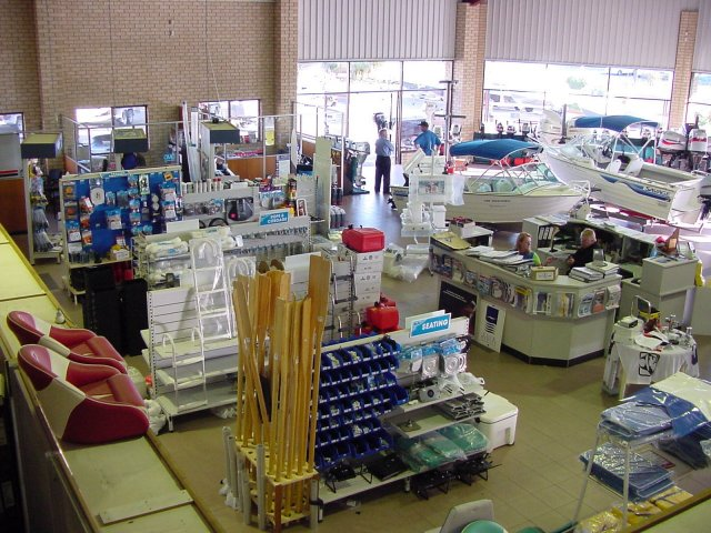 Marine Accessories and Chandlery Position
