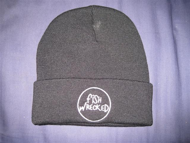 Fishwrecked Beanies