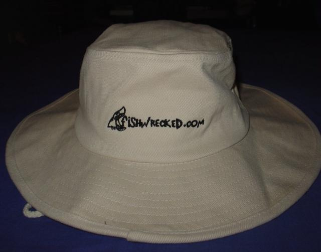 Fishwrecked White Hat